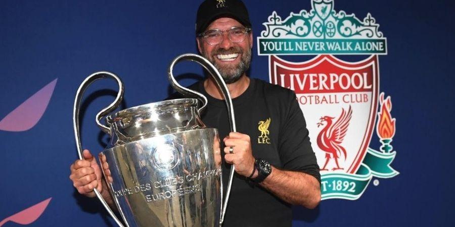 Pilih Liverpool atau Timnas Jerman, Juergen Klopp Pikir-pikir