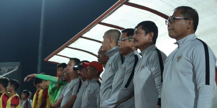 Jadwal Timnas U-23 Indonesia di Piala Merlion 2019