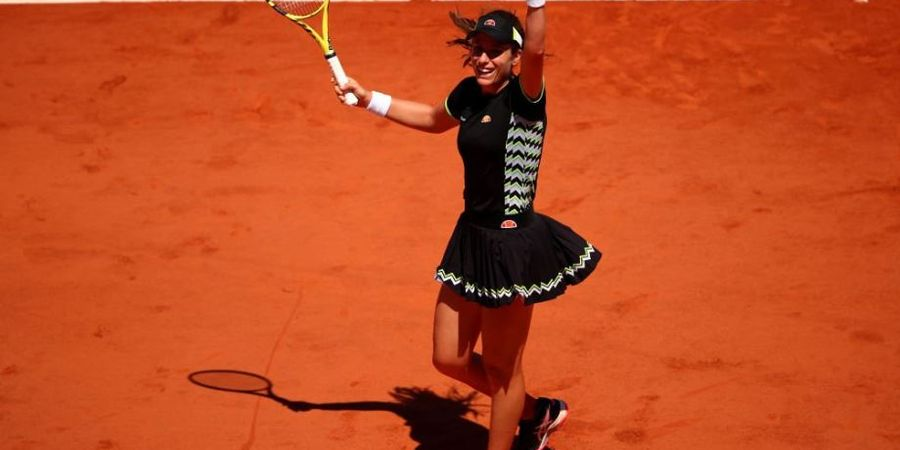 French Open 2019 - Johanna Konta Kembali Tembus Perempat Final