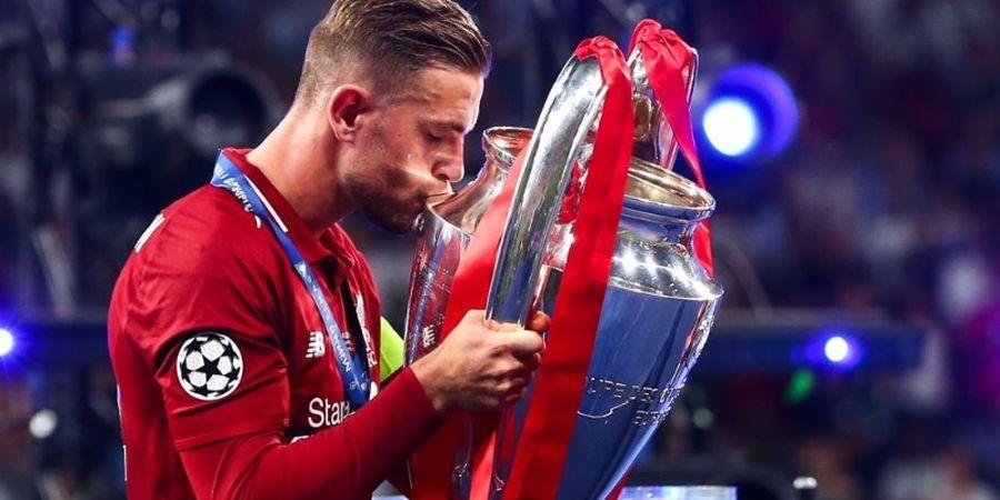 Sukses dengan Liverpool, Jordan Henderson Sesumbar Antar Timnas Inggris Juara Euro 2020