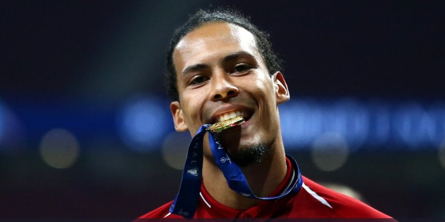 Legenda Liverpool Dukung Virgil Van Dijk Menangi Ballon d'Or 2019