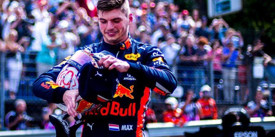 Jelang F1 GP Kanada 2019, Max Verstappen Termotivasi Kalahkan Mercedes
