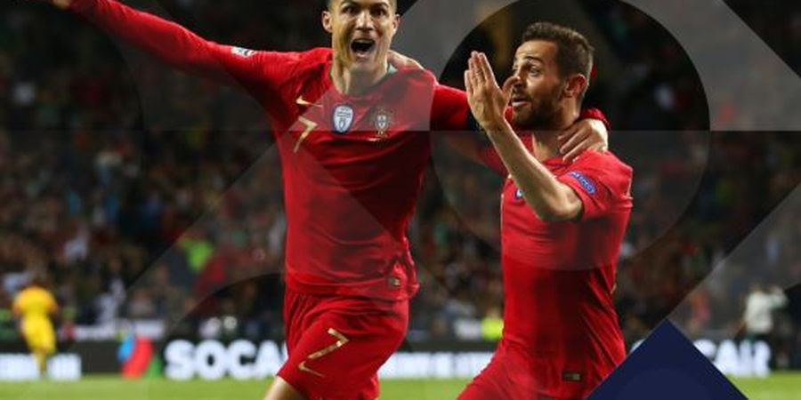 Jadwal Final UEFA Nations League - Duel Seru Portugal Vs Belanda