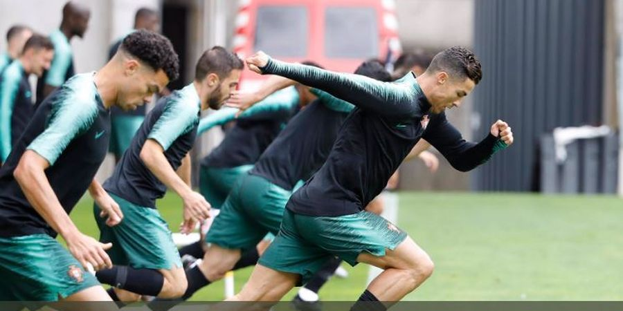 Susunan Pemain Semifinal UEFA Nations League - Debut Cristiano Ronaldo