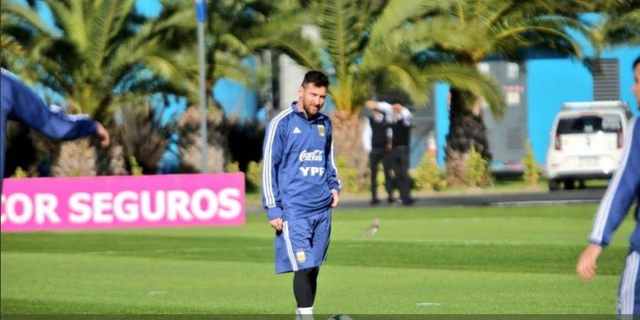 Messi Harus Main Seperti di Barcelona Jika Ingin Argentina Berjaya