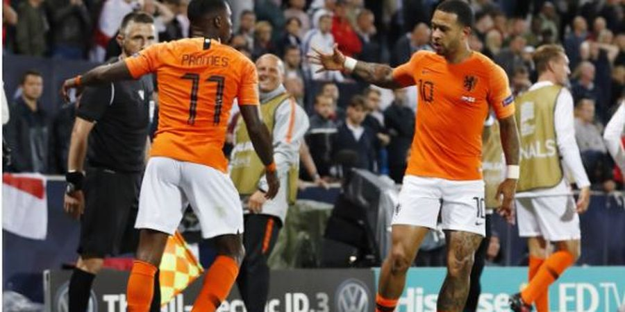 UEFA Nations League - 2 Bek Man City Ngawur, Inggris Hancur, Belanda ke Final