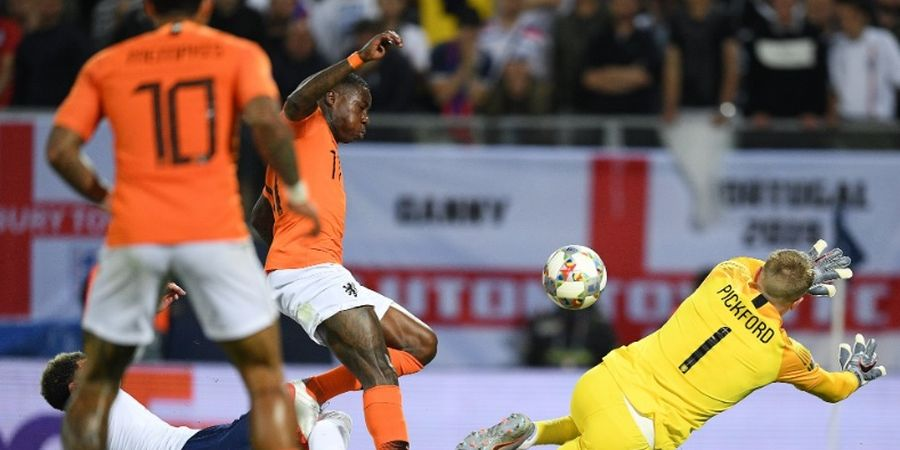 UEFA Nations League - Dua Gol Extra Time Bersejarah bagi Belanda
