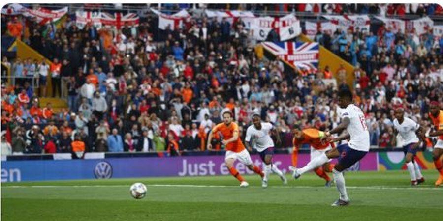 VIDEO - Gol Marcus Rashford Buat Kiper Belanda Tertipu dengan Telak