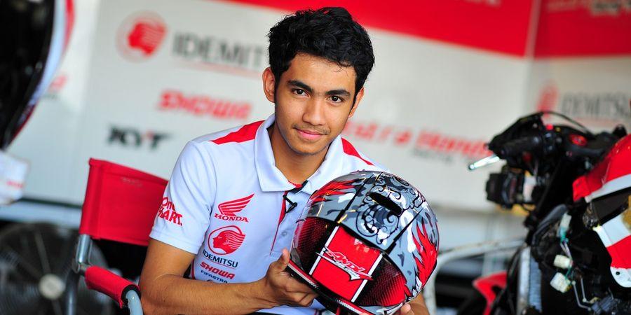Andi Gilang Perkuat Astra Honda Racing Team pada Moto2 Barcelona