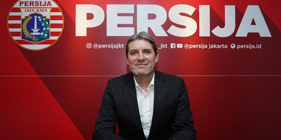 Kabinet Persija yang Baru Bercita Rasa Timnas Indonesia Era Luis Milla