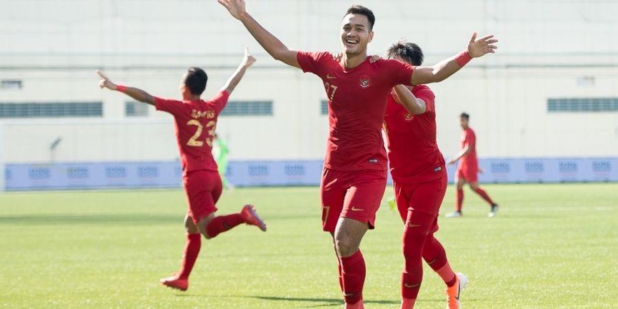 Timnas U-23 Indonesia Raih Juara di Trofeo Hamengkubuwono X Cup