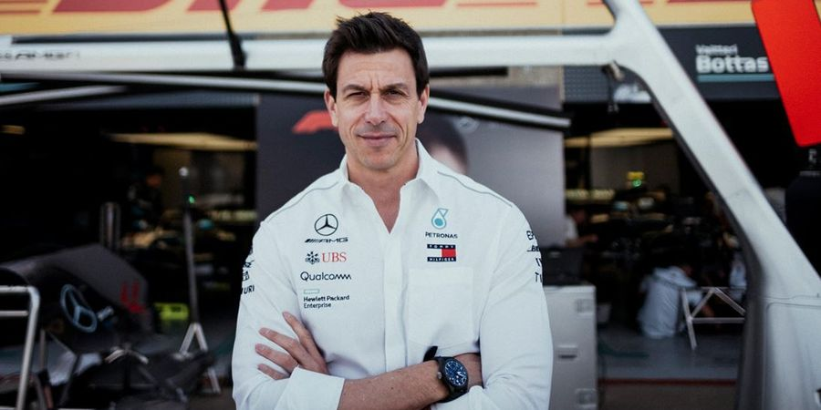 Mercedes Bakal Beri Kesempatan yang Sama kepada Hamilton dan Bottas