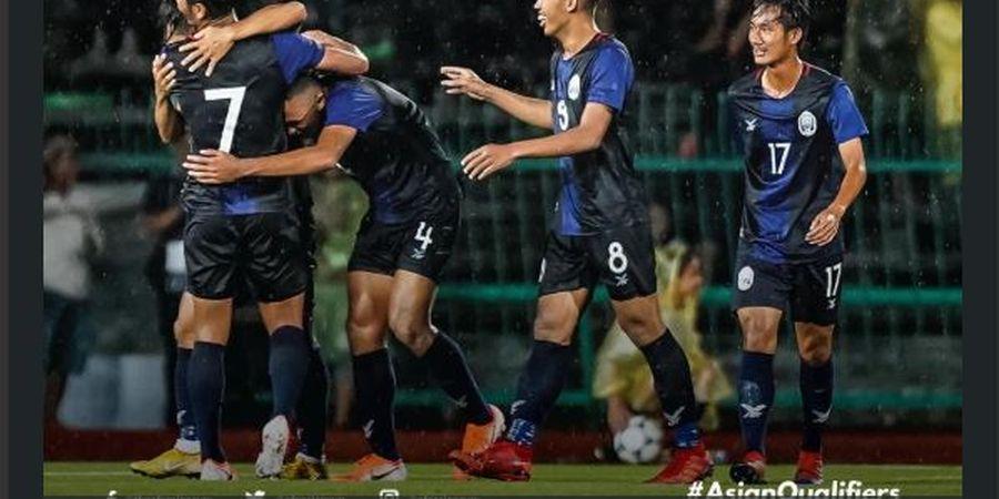 Hasil Lengkap Kualifikasi Piala Dunia 2022, Malaysia dan Kamboja Gabung Indonesia
