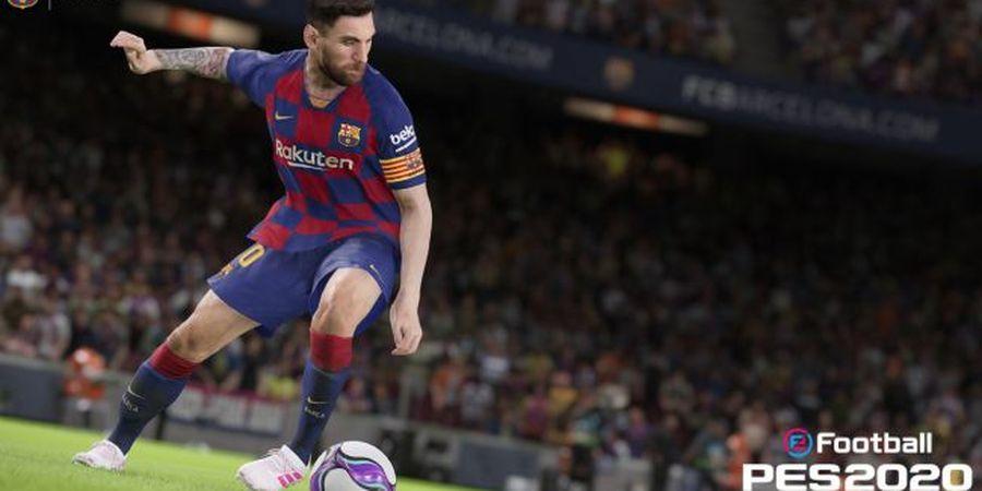 Konami Membawa PES 2020 Bangkit Bermodalkan Perubahan dan Barcelona