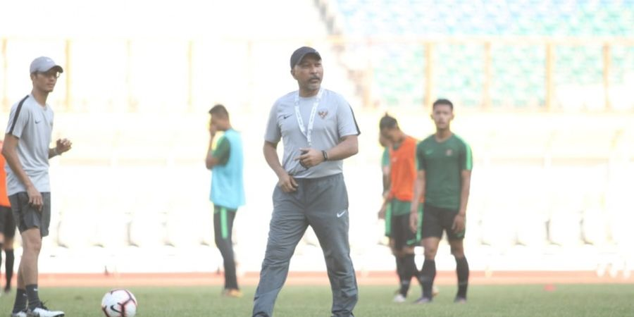 Timnas U-19 Indonesia Kalah saat Uji Coba, Ini Kata Fakhri Husaini