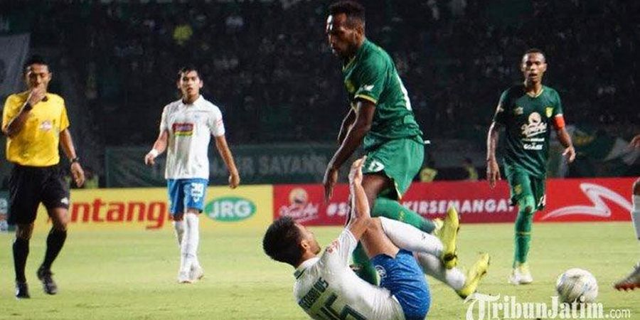 Mantan Pemain Persebaya Resmi Berlabuh ke Persita Tangerang