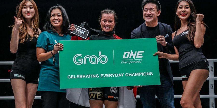 Kisah Priscilla Lumban Gaol Atlet Wanita Indonesia Tersukses di ONE Championship