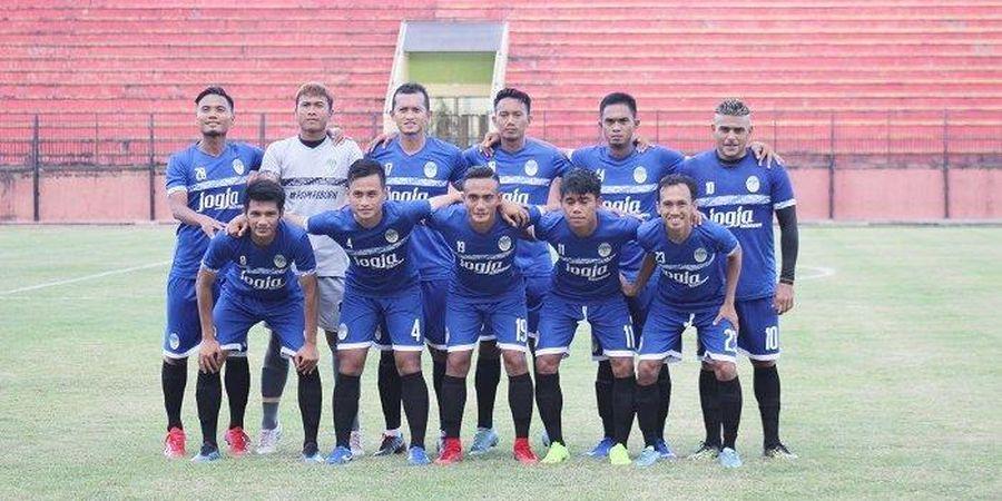 Liga 2 2019 - PSIM Yogyakarta Siap Sapu Bersih Dua Laga di Kalimantan