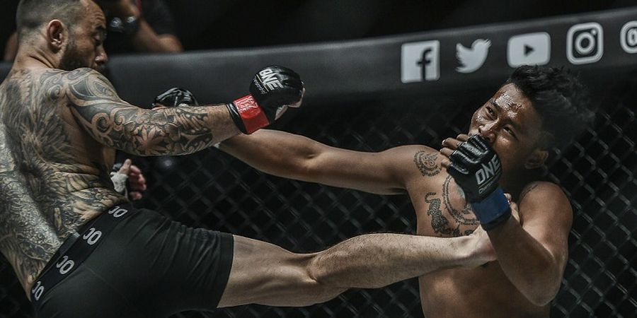 Jelang Tarung di ONE Championship, Anthony Engelen Minta Dukungan Indonesia