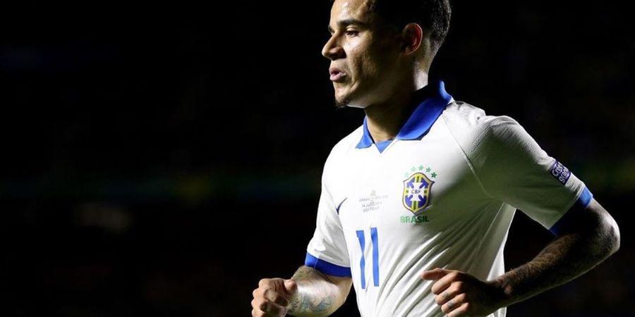 Performanya Buruk, Coutinho Tidak Tahu Apakah Lanjut di Barcelona