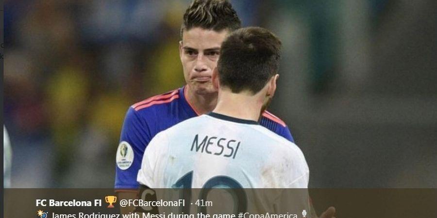 Kejadian Langka, Messi Dipermalukan Pemain Buangan Real Madrid