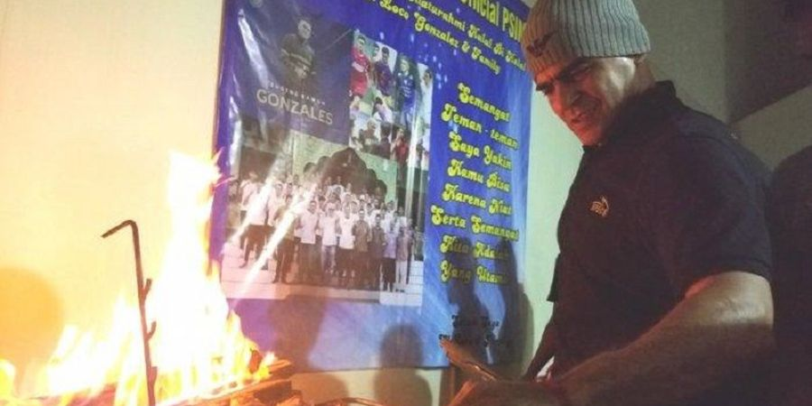PSIM Yogyakarta Tunjuk Cristian Gonzales Jadi Kapten Tim