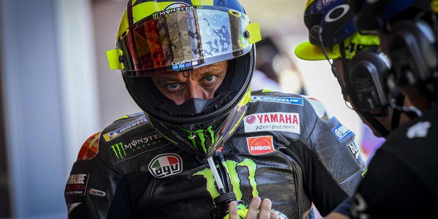 Berita MotoGP - Jangan Bahas Soal Kabar Pensiun Valentino Rossi Lagi!