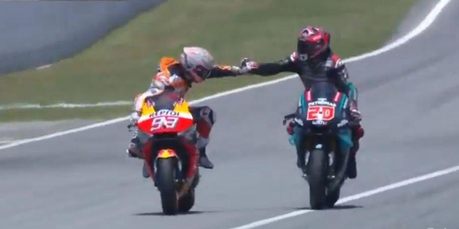 Berita MotoGP - Fabio Quartararo Kaget dengan Performa Ganas pada Awal Musim Ini