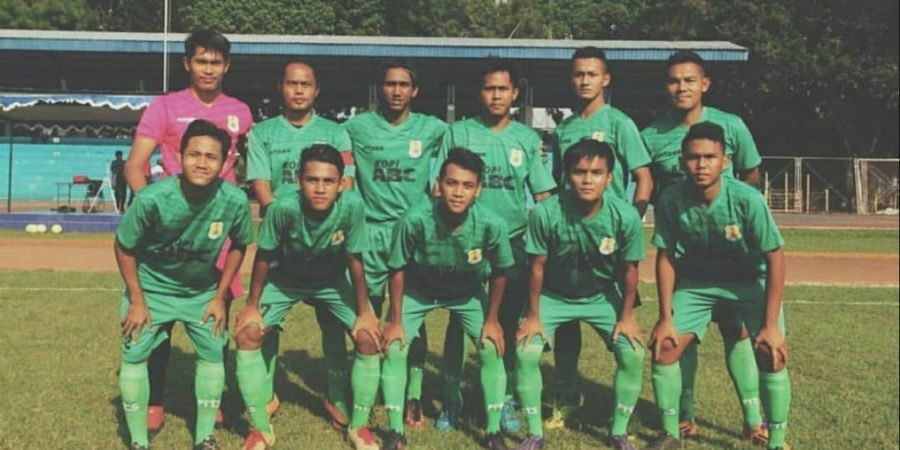 Tetangga Arema dan Klub Pertama Irfan Bachdim di Indonesia Eksis Lagi