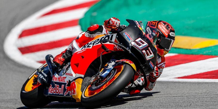 Gagal Jadi Jawara di GP Belanda 2019, Marquez Akui Yamaha Cepat