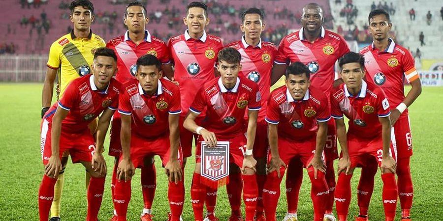 Klub Malaysia Akan Potong Gaji Pemain Karena Covid-19