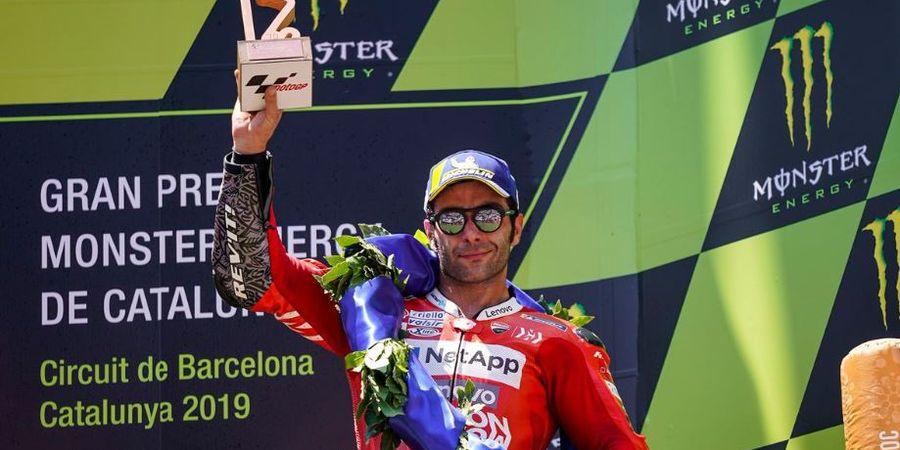 Danilo Petrucci Gunakan Komponen Baru pada MotoGP Belanda 2019