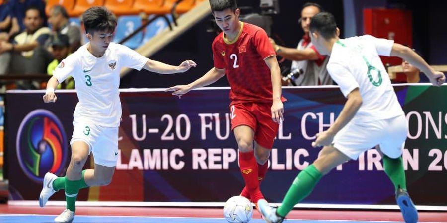 Pertahanan Indonesia Paling Buruk di Antara 4 Besar Piala Asia Futsal U-20 2019