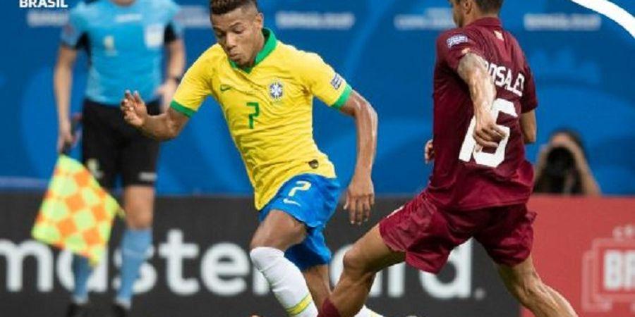 Kuasai Bola 76 Persen, Brasil Ditahan Seri Venezuela di Copa America 2019