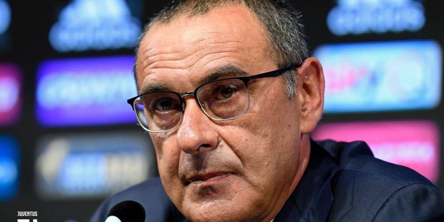 Alasan Maurizio Sarri Tak Perlu Memohon Juventus untuk Gaet Jorginho