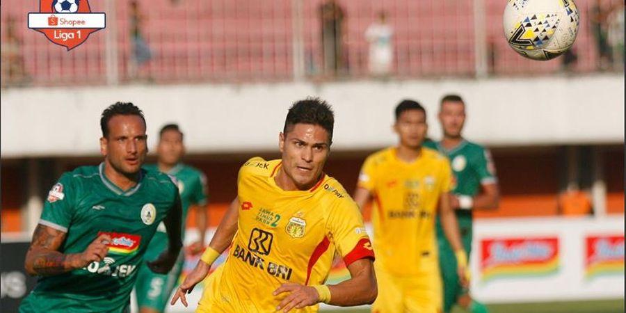 Klasemen Liga 1 2019, PSS Sleman Tanpa Noda, Badak Lampung FC Menyodok ke 5 Besar