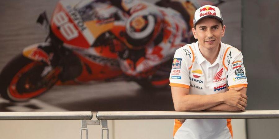Jalani Tes Resmi MotoGP, Jorge Lorenzo Mengaku Masih Rasakan Sakit