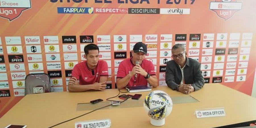 Tanpa Beban, Kalteng Putra Siap Taklukkan Barito Putera di Liga 1 2019