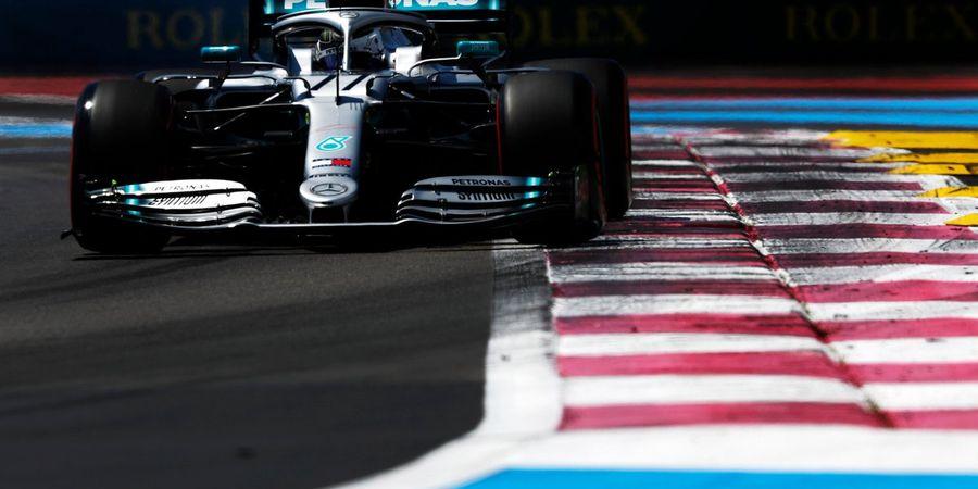 Hasil FP3 F1 GP Prancis 2019 - Dominasi Mercedes Berlanjut, Modal Apik Jelang Kualifikasi