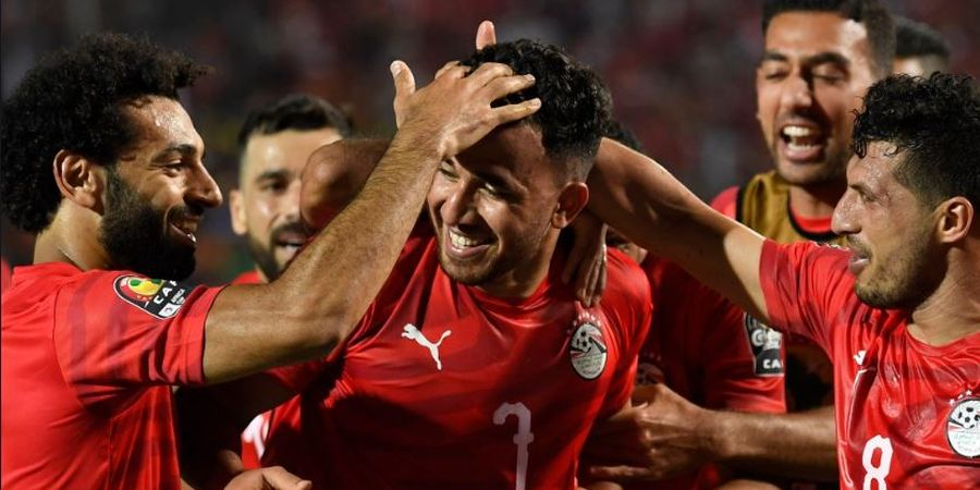 Mohamed Salah Beri Pembelaan Kompatriotnya yang Dicoret karena Kirim Pesan Cabul
