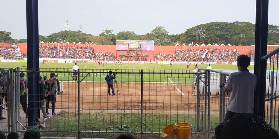 Persik Genjot Pembenahan Stadion Brawijaya Jelang Liga 1 2020