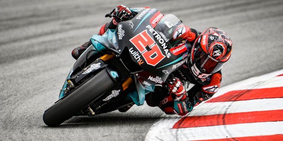Yamaha Sebut Fabio Quartararo Lebih Baik daripada Marc Marquez