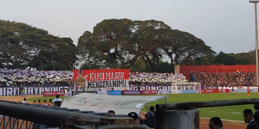 Liga 2 2019 Dibuka dengan Pesta Gol Persik ke Gawang PSBS Biak