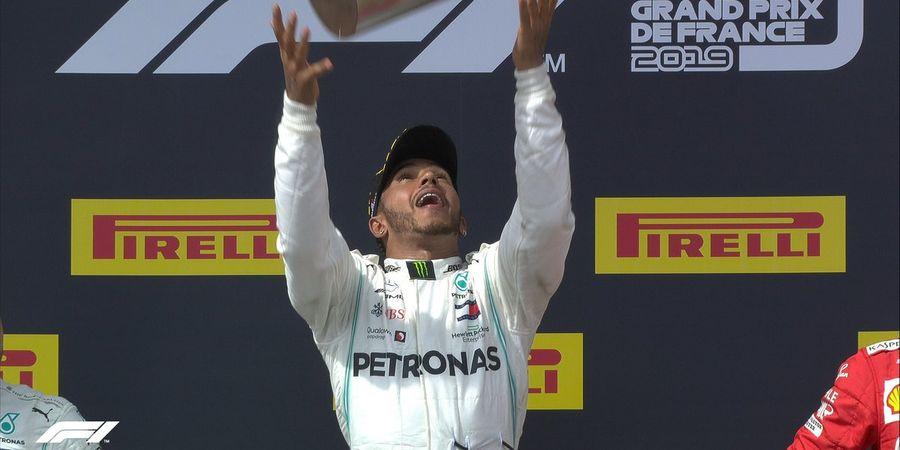 Legenda Sepak Bola Inggris Bela Dominasi Lewis Hamilton di Formula 1