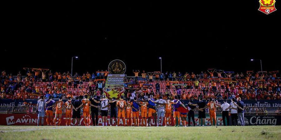Kabar Gembira dari Yanto Basna pada Laga Terbaru Liga Thailand 2019
