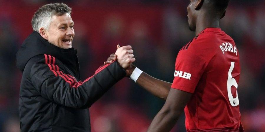 Kelakuan Agen Pogba Dikritik Keras Mantan Pemain Manchester United