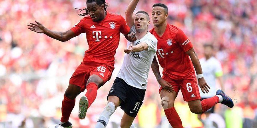 Teman Cristiano Ronaldo Kapok Main di Bayern Muenchen
