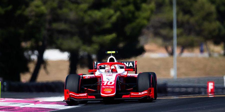 SeanKejar Raihan Poin pada Balapan Kedua Formula 2 GP Prancis