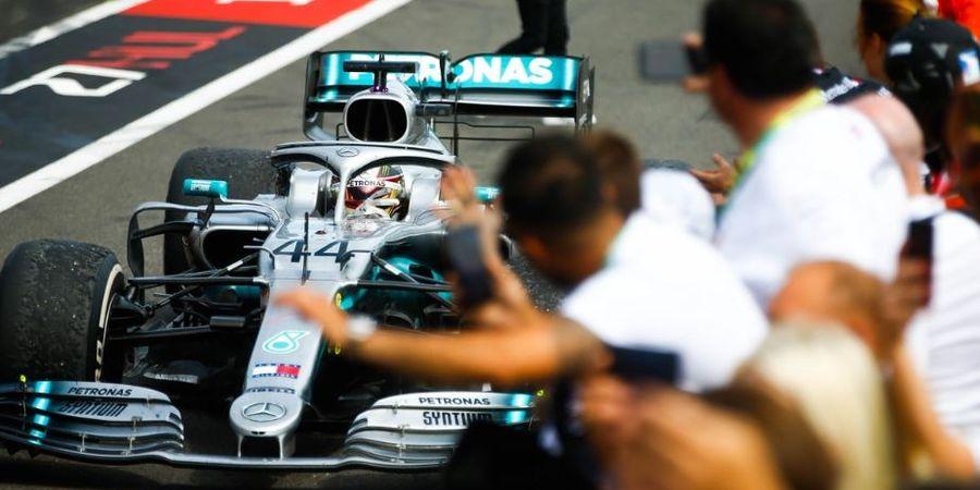 Tak Ada Alasan bagi Lewis Hamilton untuk Pindah ke Tim Ferrari