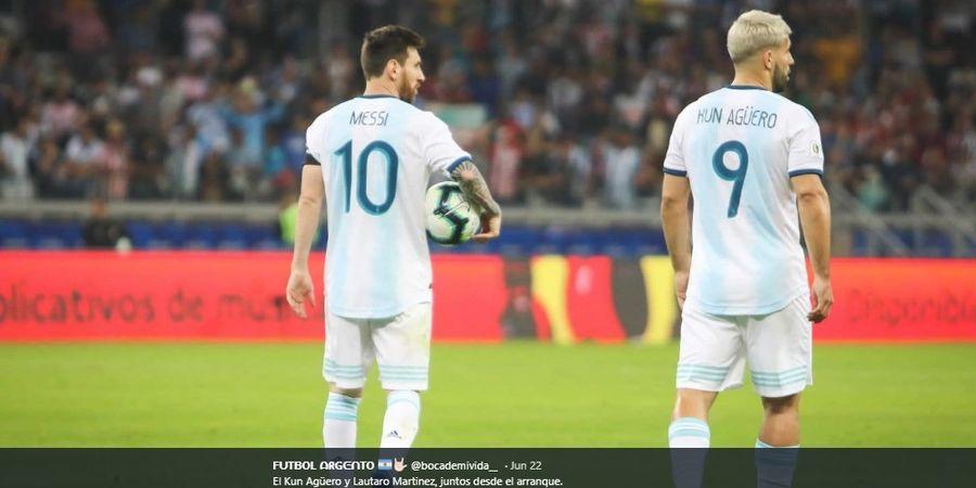 Copa America 2019 -  Lolos, Argentina Mulai Serius Kejar Gelar Juara